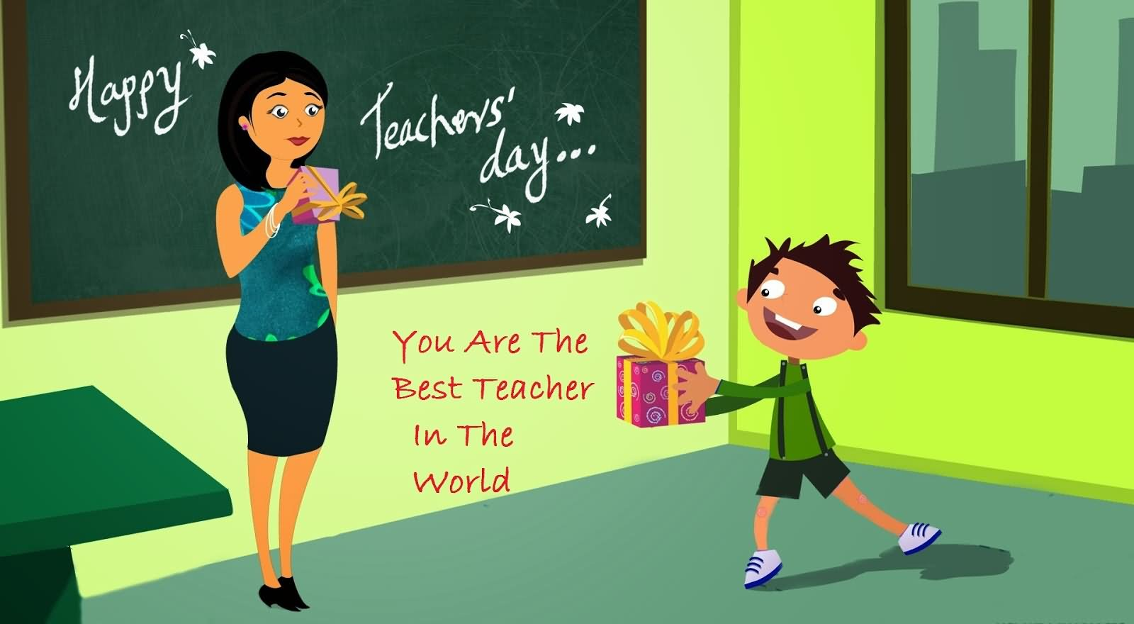 23-World Teachers Day Wishes