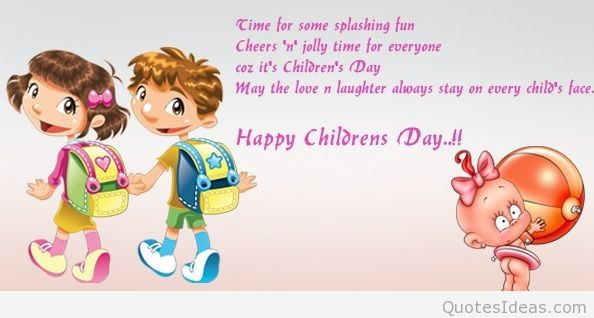 27-Happy Children Day Wishes