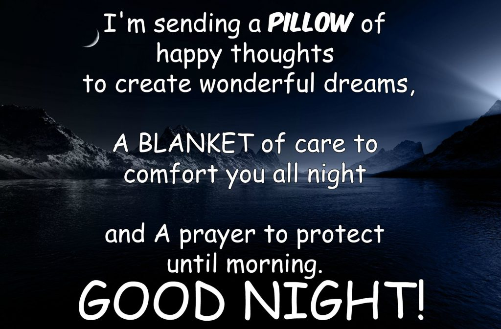 3-Good Night Wishes