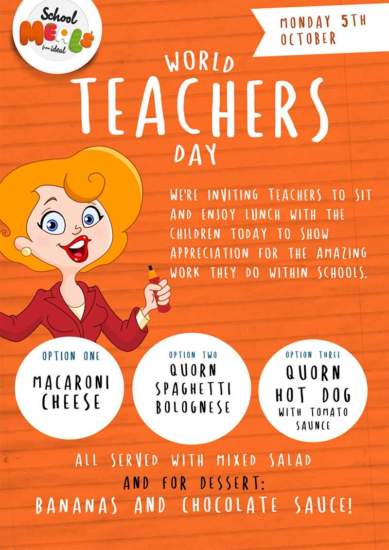 30-World Teachers Day Wishes