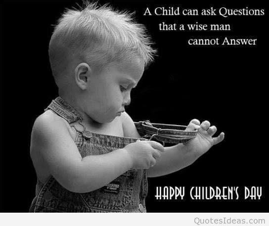 31-Happy Children Day Wishes
