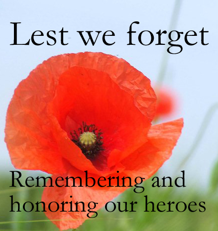 31-Remembrance Day Wishes