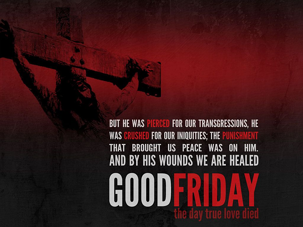 34-Good Friday Wishes