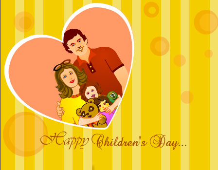 35-Happy Children Day Wishes