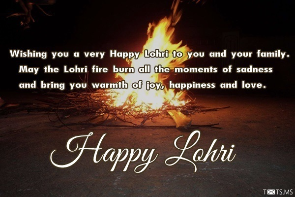 35-Happy Lohri Wishes