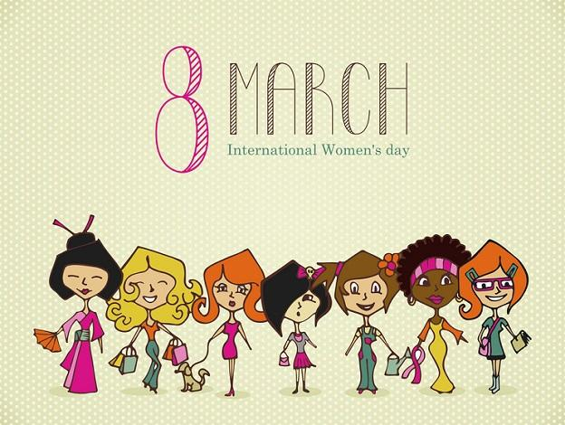 37-Happy Women's Day Wishes
