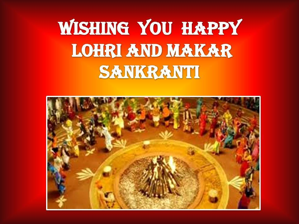 40-Happy Lohri Wishes