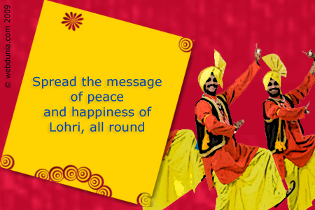 42-Happy Lohri Wishes
