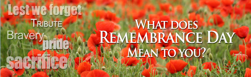 43-Remembrance Day Wishes