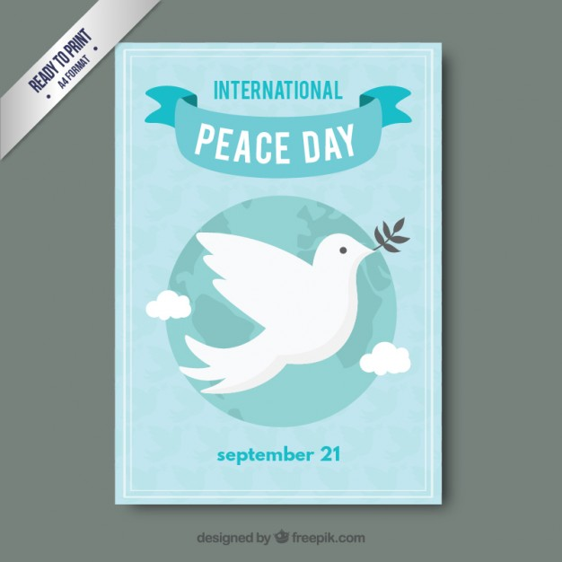 44-International Peace Day Wishes