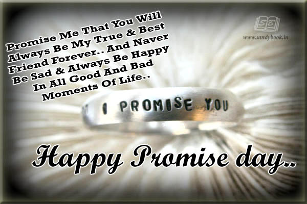 44-Promise Day Wishes