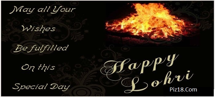 46-Happy Lohri Wishes