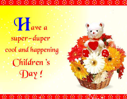 48-Happy Children Day Wishes