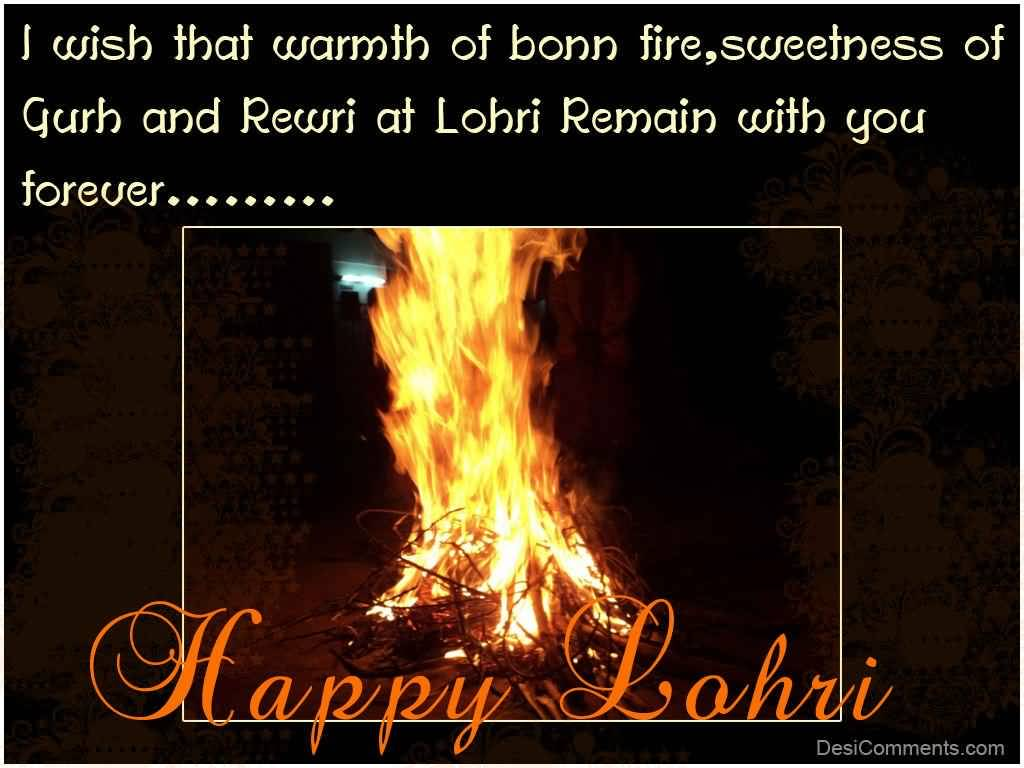 48-Happy Lohri Wishes