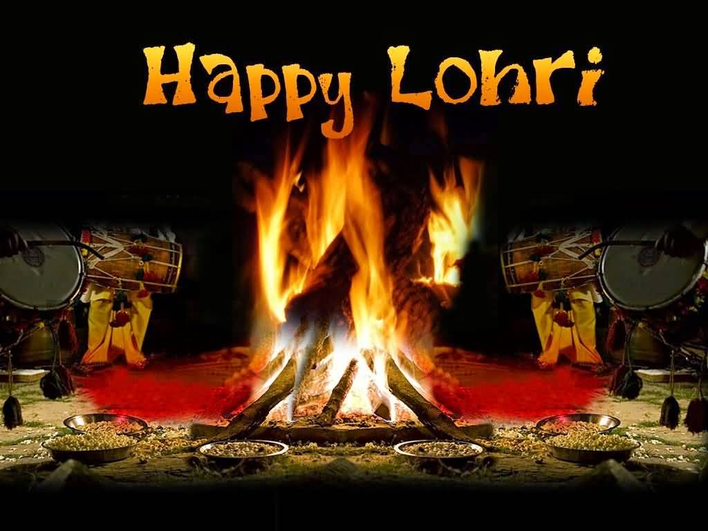 49-Happy Lohri Wishes