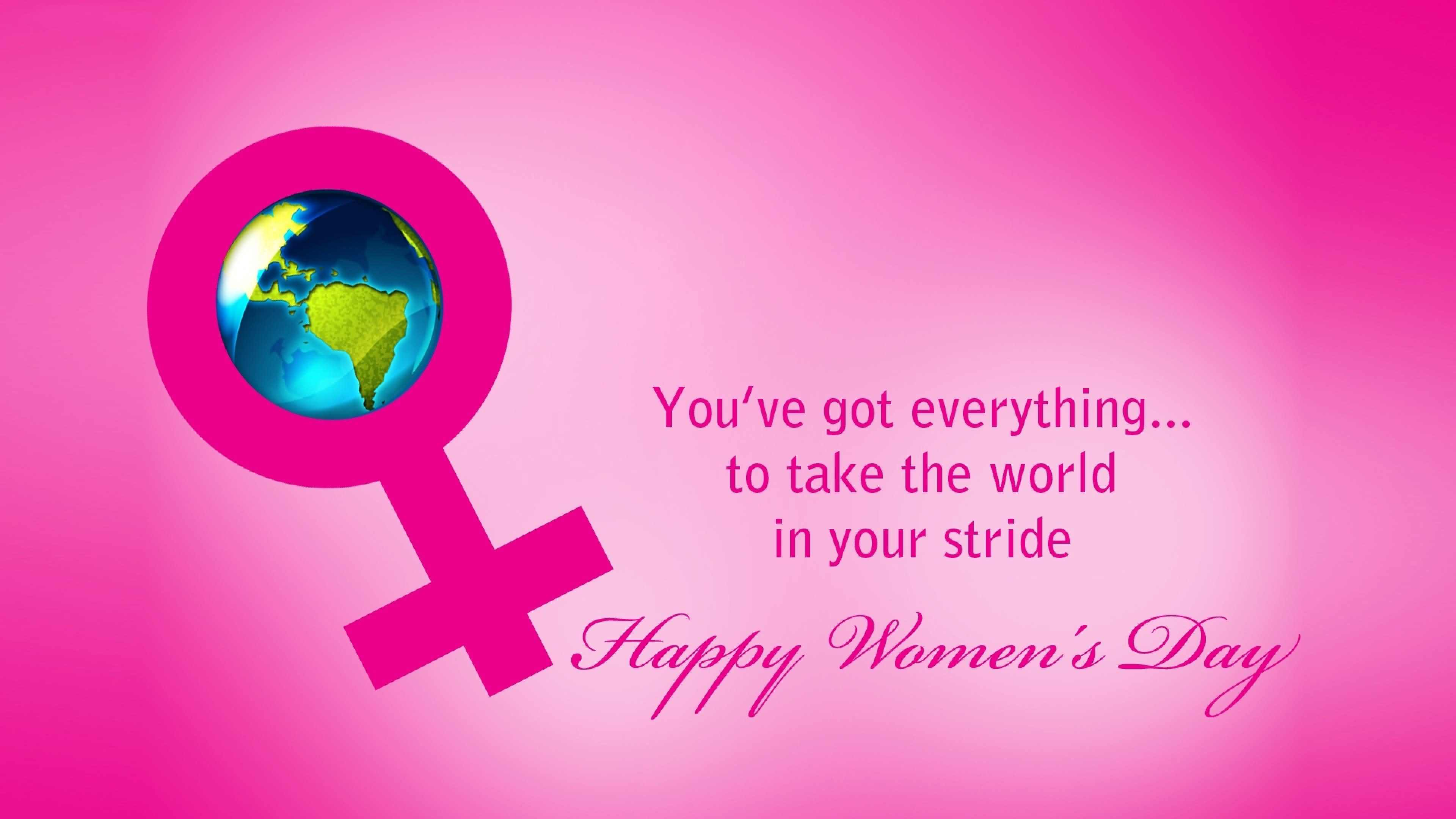5-Happy Women's Day Wishes
