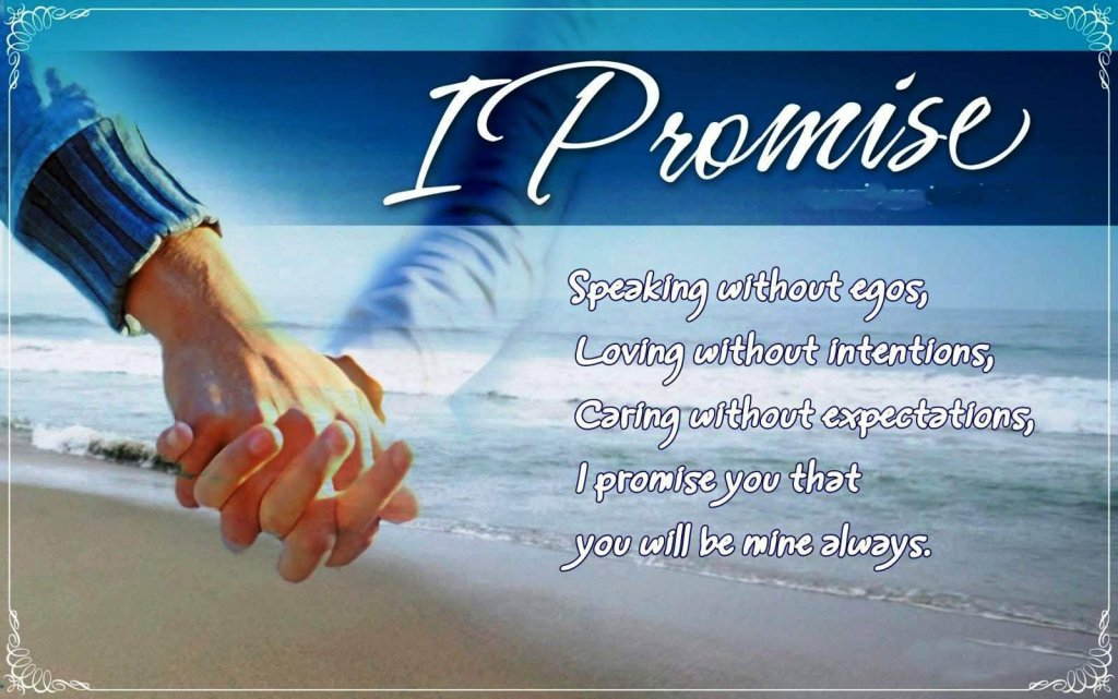 5-Promise Day Wishes
