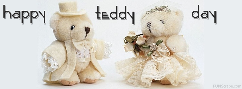 5-Teddy Day Wishes