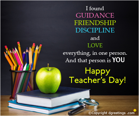 5-World Teachers Day Wishes