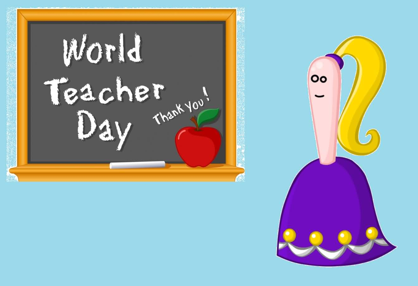 55-World Teachers Day Wishes