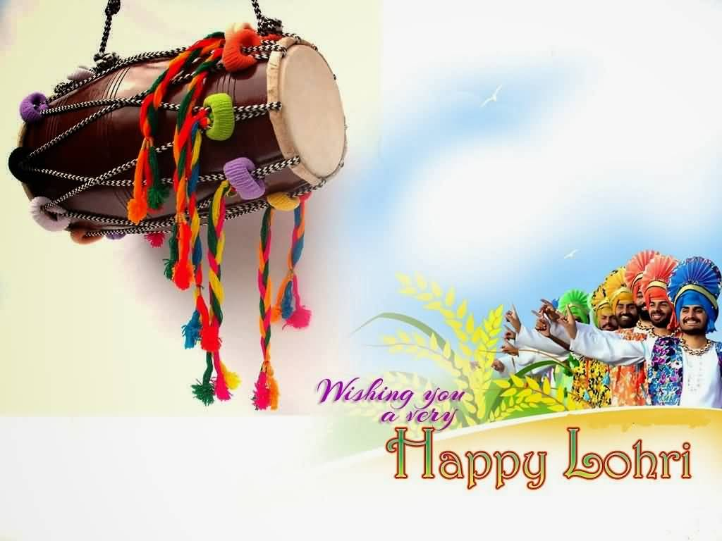 57-Happy Lohri Wishes
