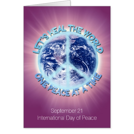 57-International Peace Day Wishes