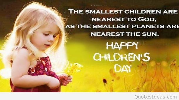 59-Happy Children Day Wishes