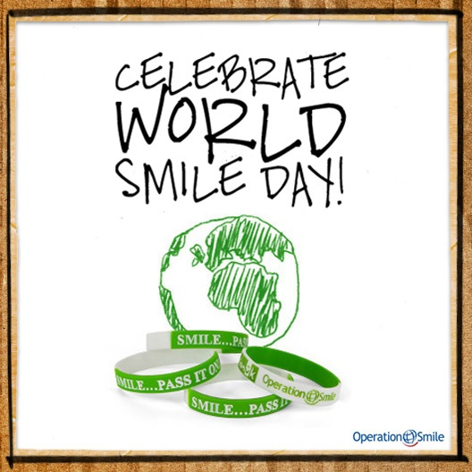 6-World Smile Day Wishes