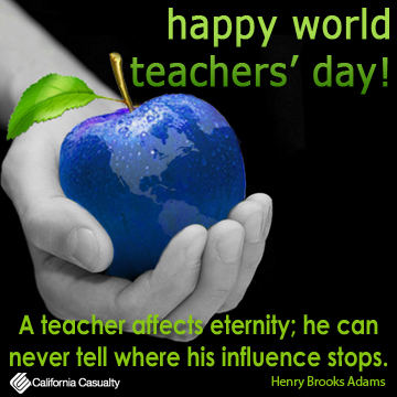 6-World Teachers Day Wishes