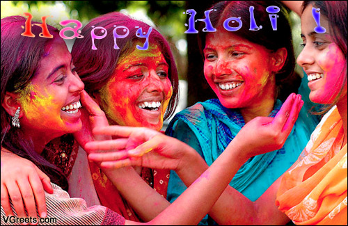 60-Holi Wishes