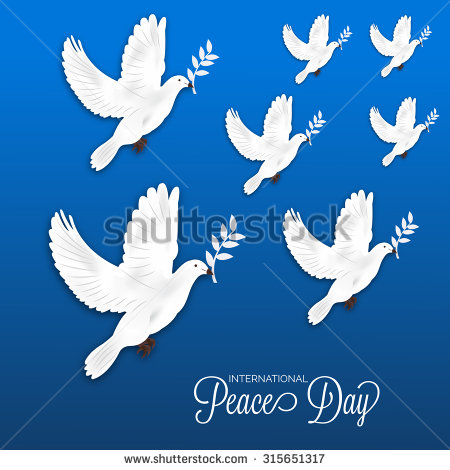 60-International Peace Day Wishes