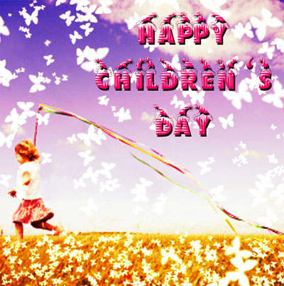 64-Happy Children Day Wishes