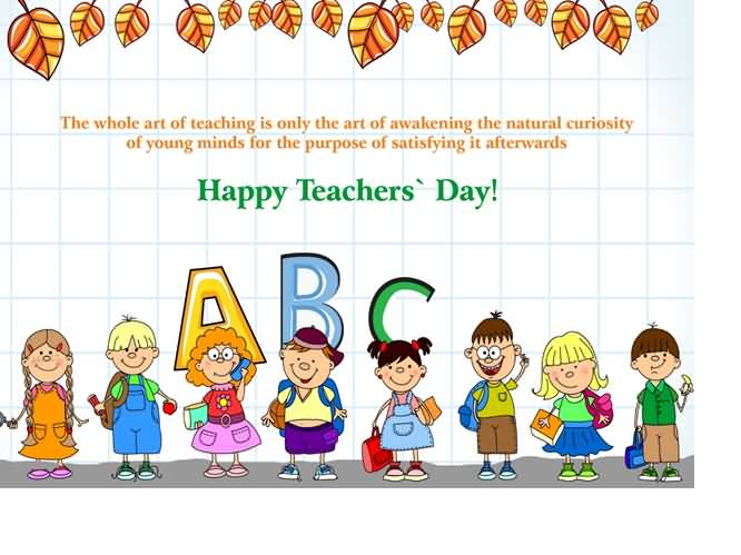 65-World Teachers Day Wishes
