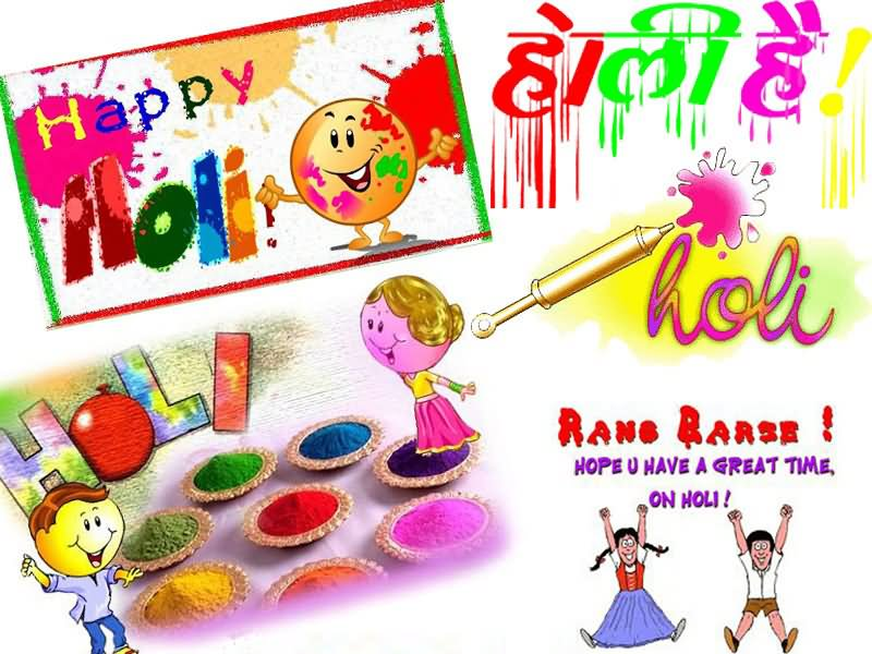 66-Holi Wishes