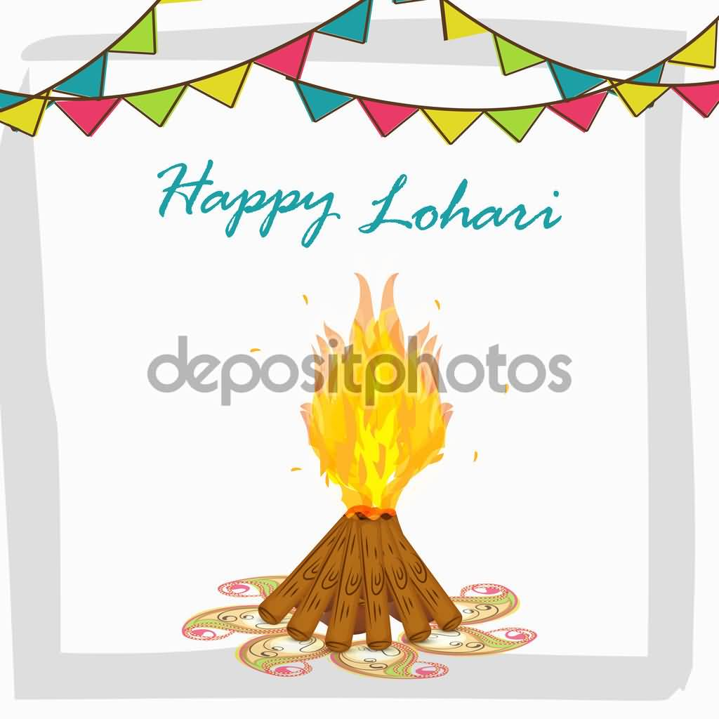 67-Happy Lohri Wishes