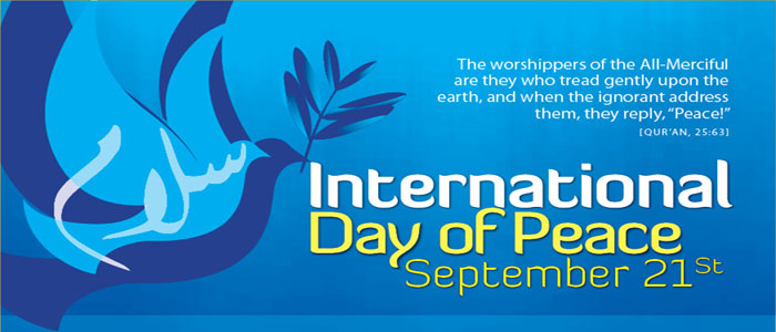 67-International Peace Day Wishes