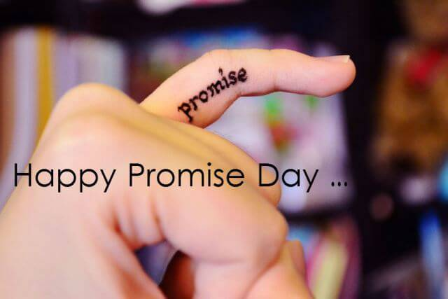 68-Promise Day Wishes