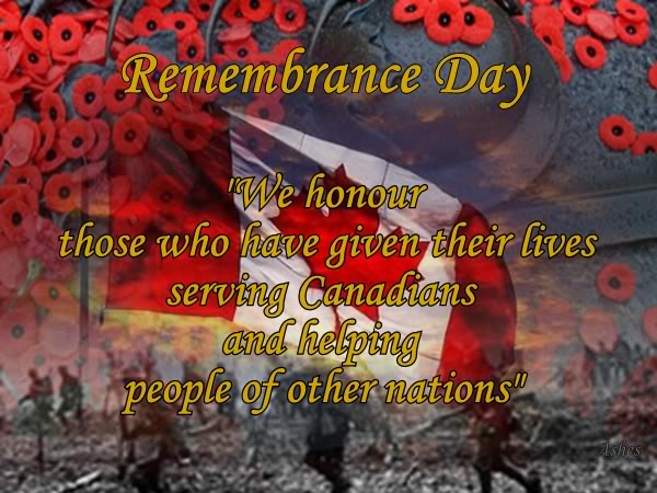 68-Remembrance Day Wishes