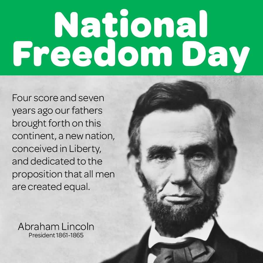 69-National Freedom Day