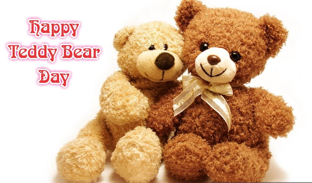 7-Teddy Day Wishes