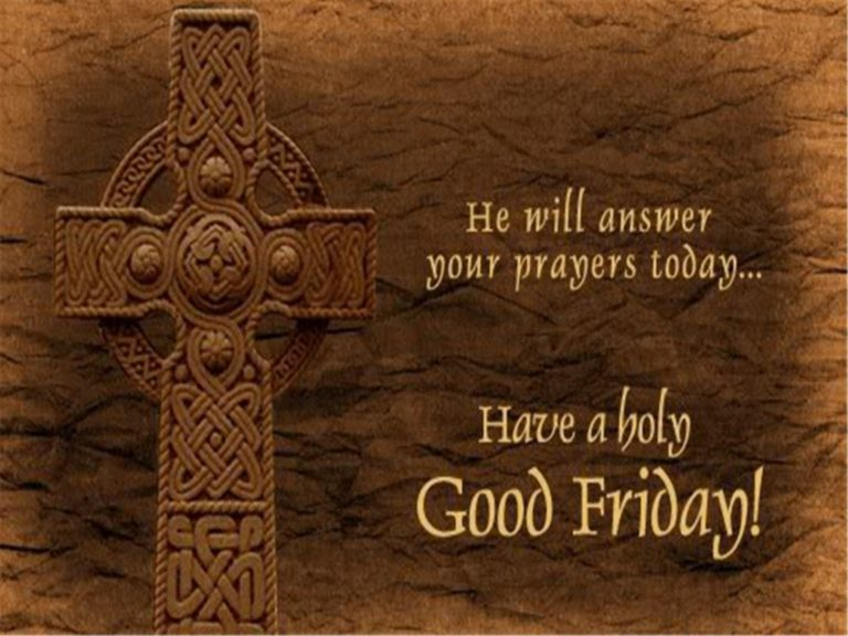 71-Good Friday Wishes