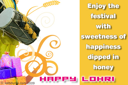 72-Happy Lohri Wishes
