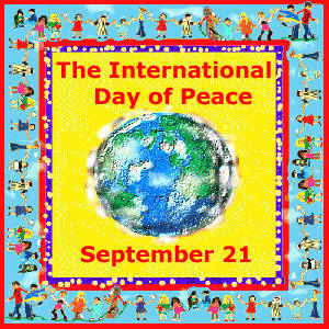 74-International Peace Day Wishes