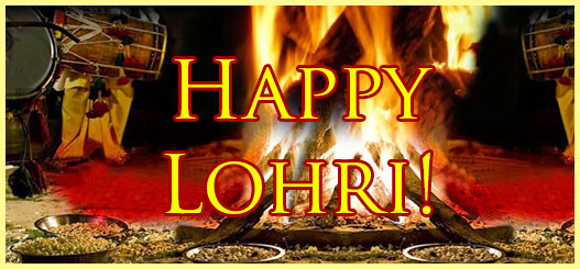 75-Happy Lohri Wishes
