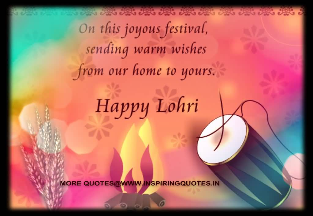 79-Happy Lohri Wishes