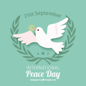 8-International Peace Day Wishes