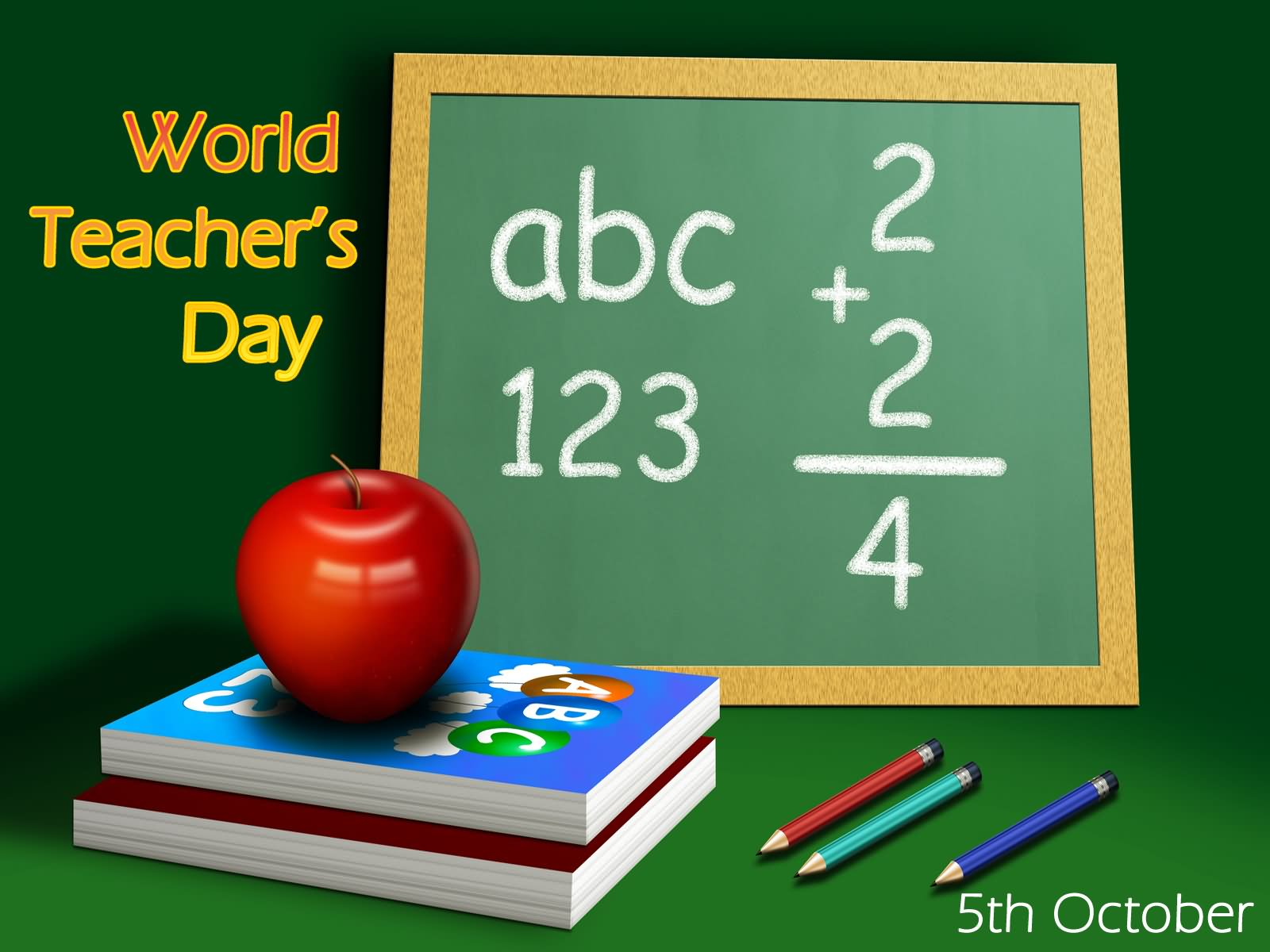 8-World Teachers Day Wishes