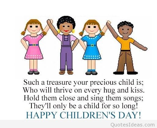 80-Happy Children Day Wishes