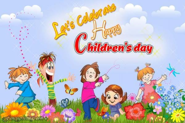 82-Happy Children Day Wishes