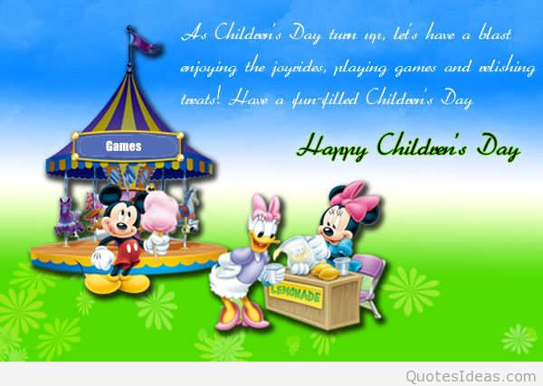 85-Happy Children Day Wishes